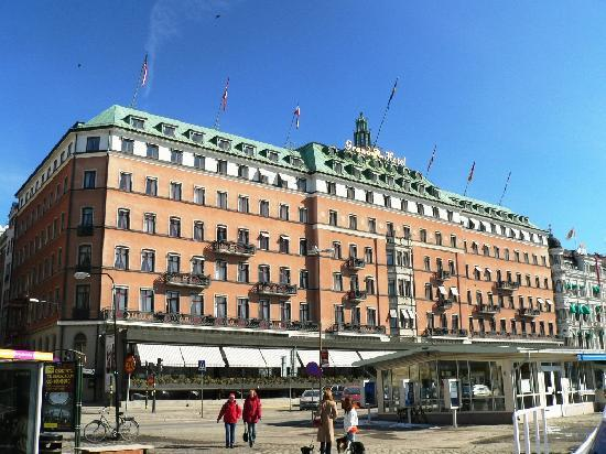 grand hotel stockholm picture of grand hotel stockholm tripadvisor. Black Bedroom Furniture Sets. Home Design Ideas