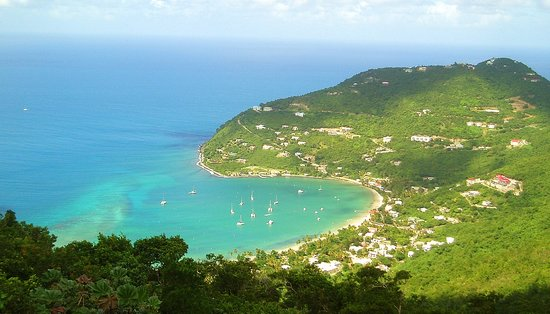 Tortola: Almost there