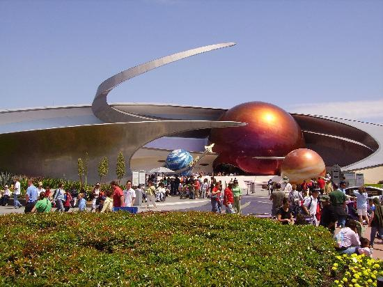 mission space ride at epcot - photo #25