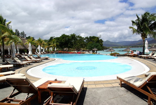 Sands Resort & Spa: The pool