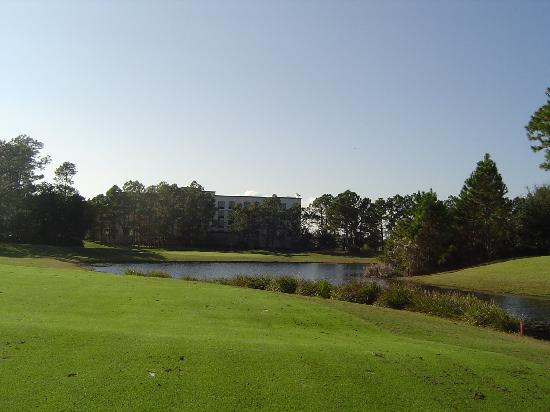 Wingate by Wyndham Jacksonville / Mayo Clinic Area: Hotel on 15th hole