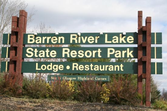 Barren River Lake State Resort Park