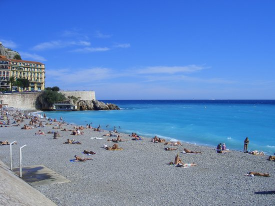 French Riviera - Cote d&#39;Azur, France: Nizza