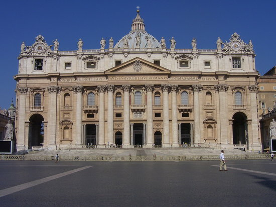Vatican City, Italy: St. Peter&#39;s Basillica