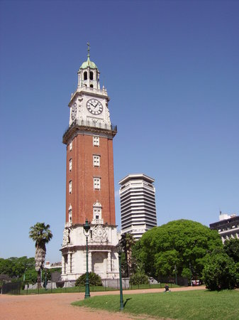 Buenos Aires, Argentina: Clock Tower