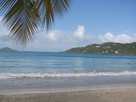 Charlotte Amalie, St. Thomas: Magen&#39;s Bay Beach