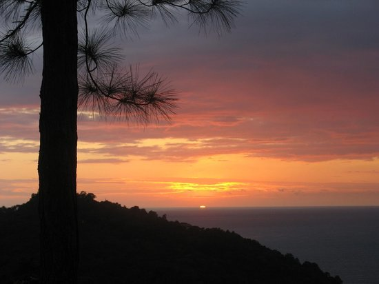 Costa Rica : Manuel Antonio - Sunset