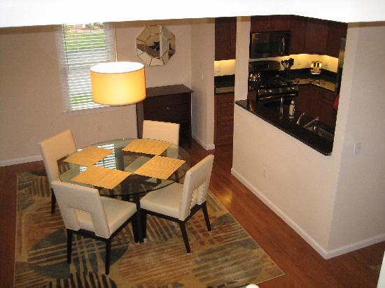 Kitchen Dining Area Picture Of New Seabury Resort And Conference Center Mashpee Tripadvisor