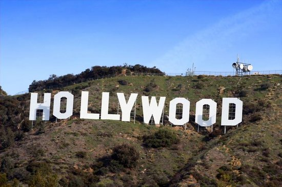 Los Angeles, Kalifornien: Hollywood Sign