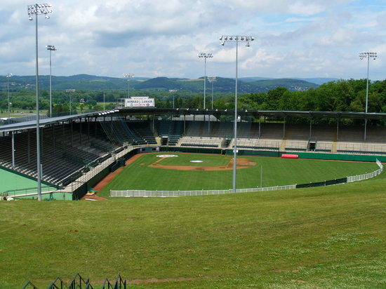 Williamsport, Пенсильвания: Howard J. Lamade stadium