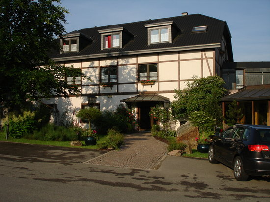 Hotel Butgenbacher-Hof: the hotel