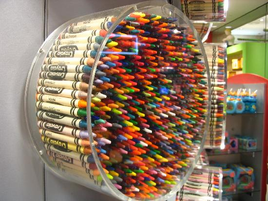 Crayola Store Kansas City