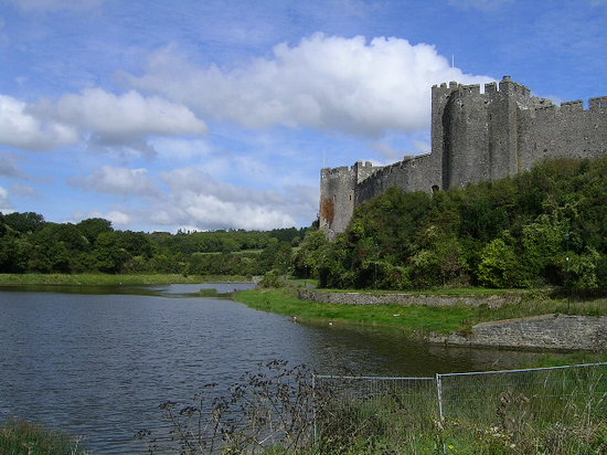 Тенби, UK: Pembroke Castle