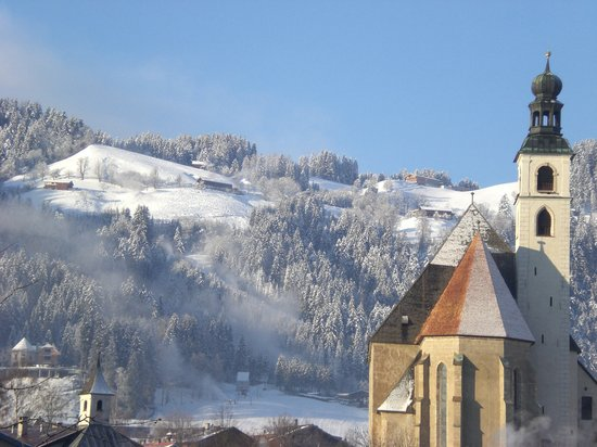 Kitzbühel, Autriche : view 2 from room 330