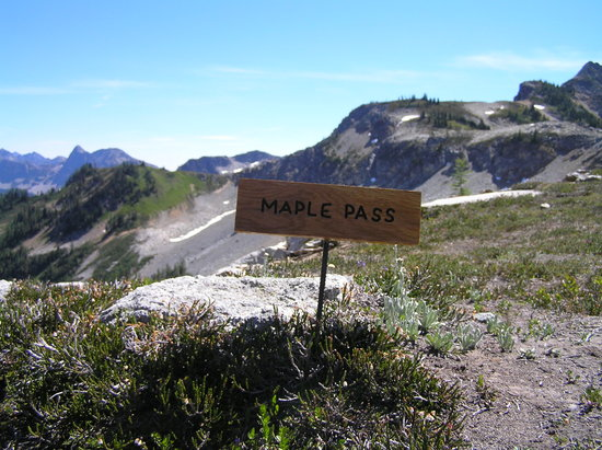 Maple Pass Loop