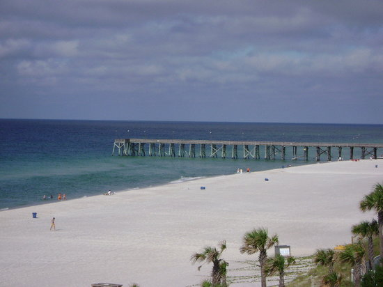 Panama city beach nearest airport