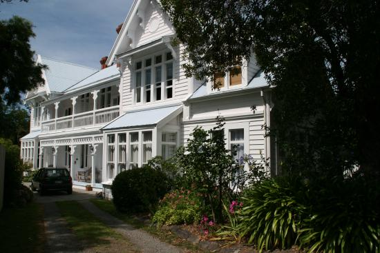Oinako Lodge of Akaroa