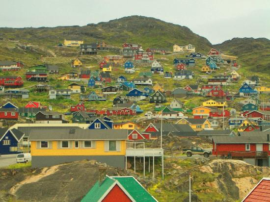 Qaqortoq : chambres d'htes