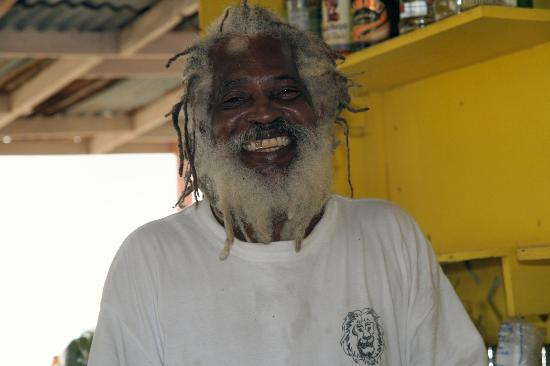 St. Kitts and Nevis: Lion- The man himself