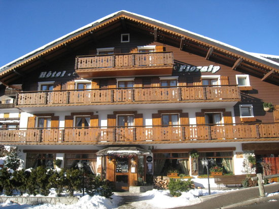 Hotel Floralp Chalet