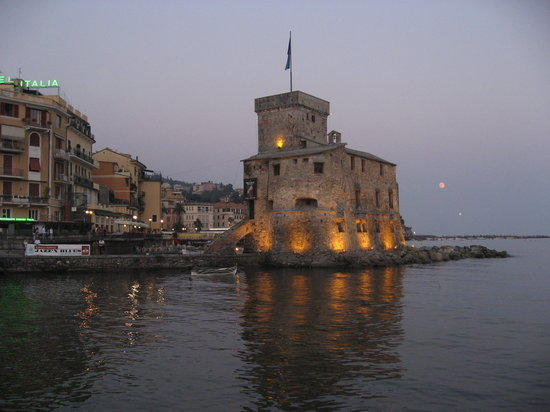 Castle in Rapallo