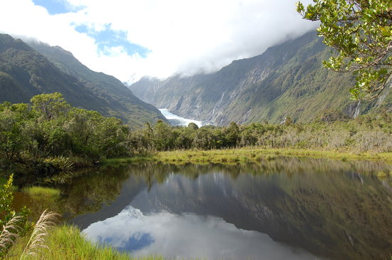 South Island, New Zealand: Franz Josef