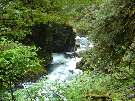 Olympic National Park, near Seattle