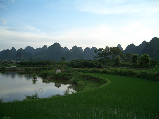 Comt de Yangshuo, Chine : Yanshuo 