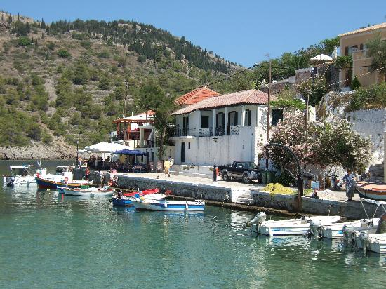 Kefalonia, Griechenland: Assos one of the most delightfull parts of ...