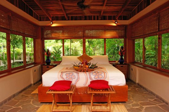 The Red Palm Villas: the poerfect honeymoon sancuary