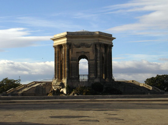 Montpellier, France: Also near aqueduct