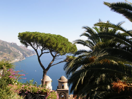 Positano, Italy: ravello