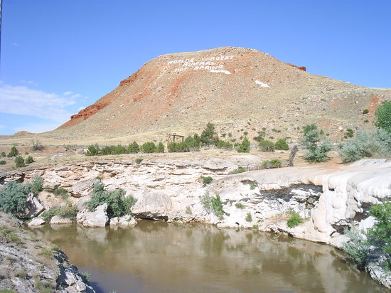 Thermopolis, WY: The Hot Springs