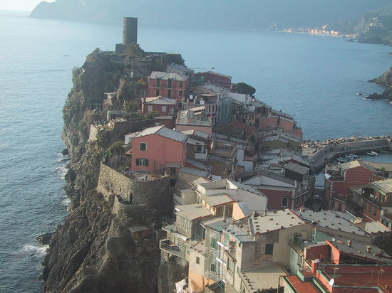 Corniglia, Italia: Vernazza,2007