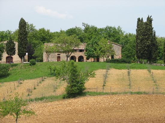 Agriturismo Natura e Salute: The farmhouse