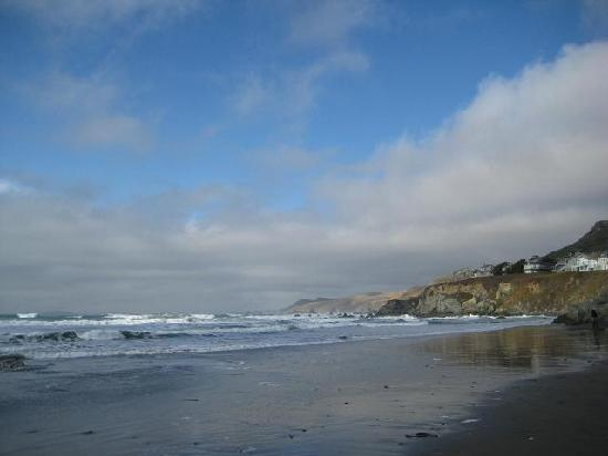 Bodega Dunes Campground: Wonderful Weather