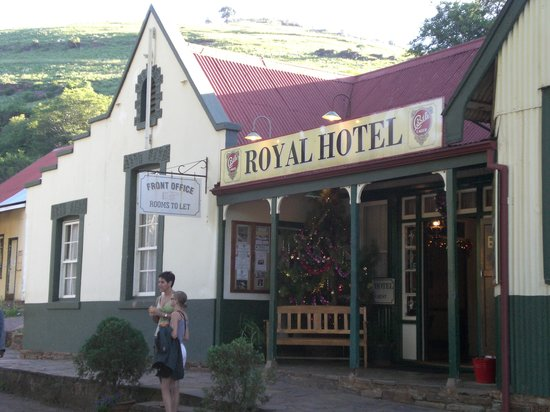 Photo of The Royal Hotel Pilgrim's Rest