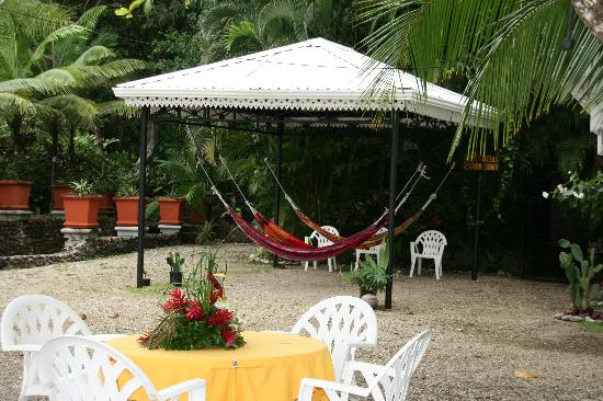 Private Beach area at Villa Caletas, Jaco