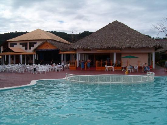 Occidental Allegro Playa Grande: Bar