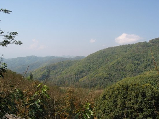 Chiang Rai, Thailand: Doi Tung - Views