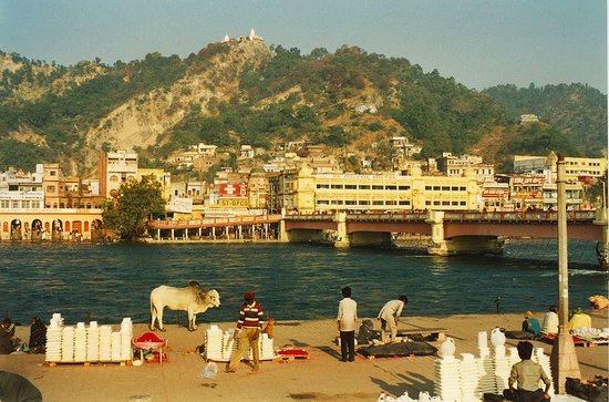 Rishikesh, Indien: Haridwar, Indien