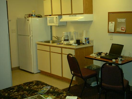 Value Place Harlingen, Texas: Studio room with all I needed for week stay