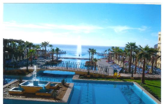 view from our balcony in room 7146 picture of hotel riu santa fe cabo san lucas tripadvisor. Black Bedroom Furniture Sets. Home Design Ideas