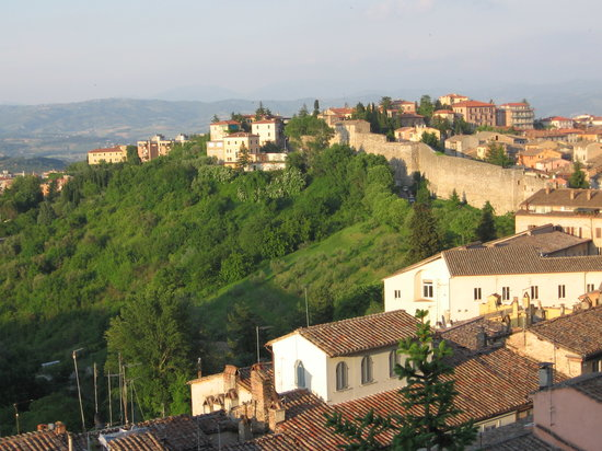 Perugia bed and breakfasts