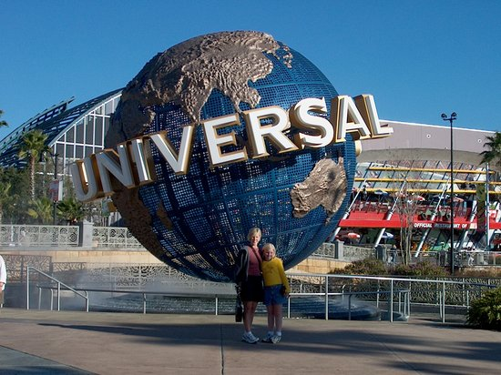 Floride : Universal Studios 