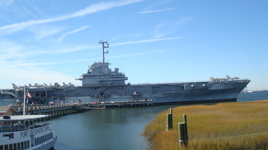 Mount Pleasant, Carolina Selatan: USS Yorktown