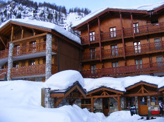 Hotel foret val d 39 isere picture of la foret val d for Hotels val d isere