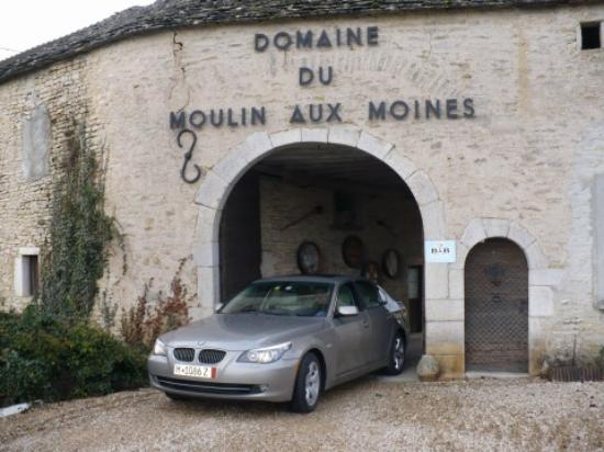 Photo of Domaine du Moulin aux Moines Meursault