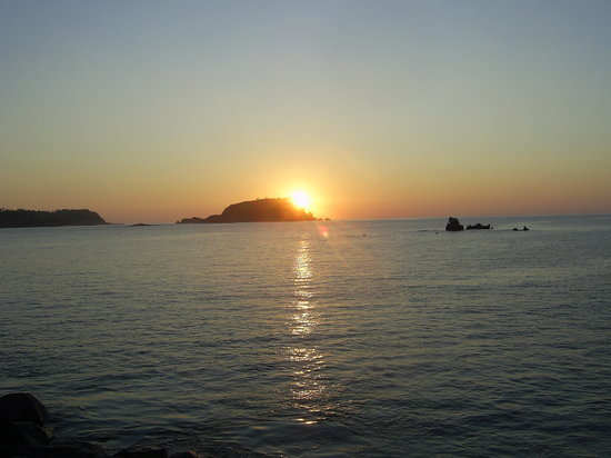 Huatulco, Mexique : another beautiful sunrise