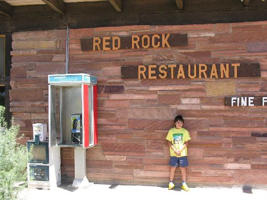 Photo of Red Rock Restaurant and Campground Hanksville